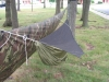 Wbbb 1.7 Dl W/ 10' X 12' Camo Tarp by 1022 in Hammocks