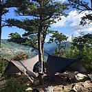 Camp on shortoff by Andymc in Hammock Landscapes