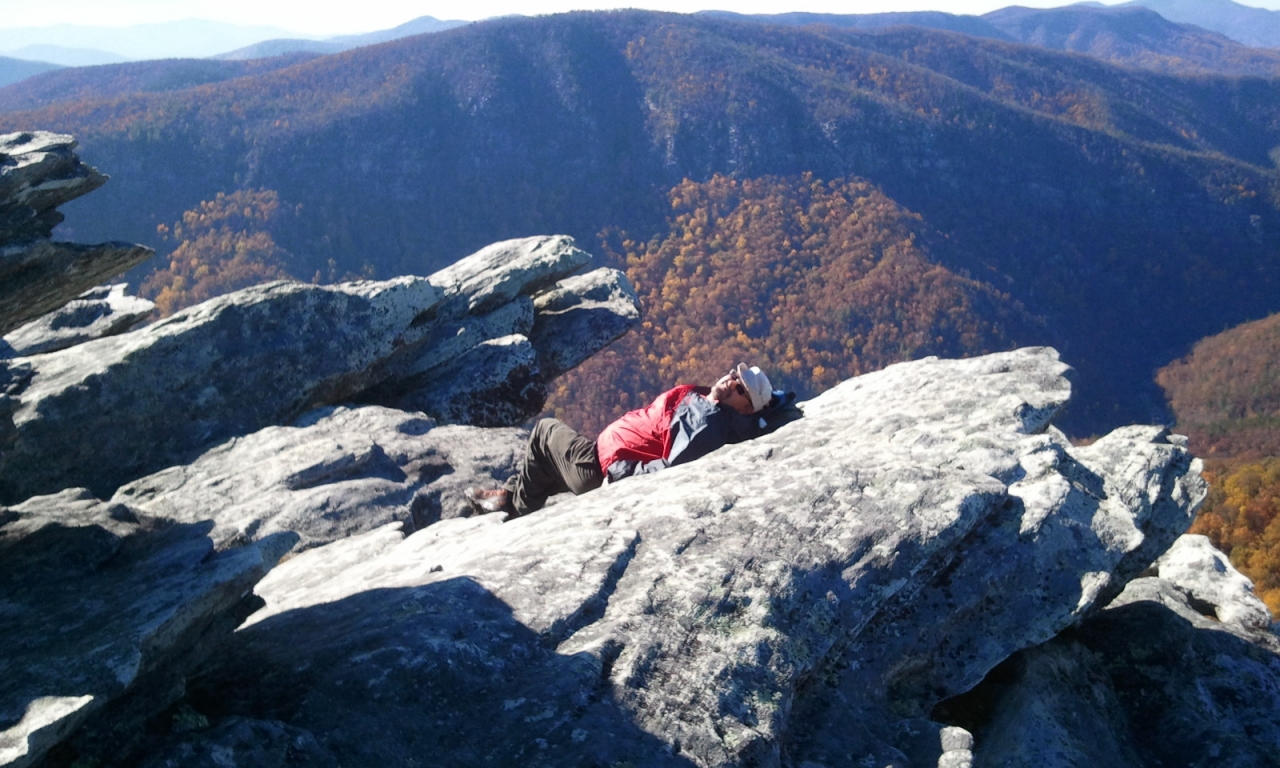 Linville Gorge Oct 2010