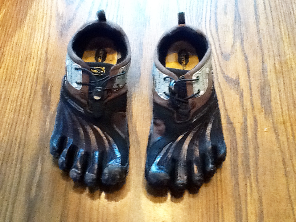 Vibram Fivefingers Spyridon Ls Trail-running Shoes