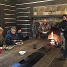 Potluck Dinner at 2016 WAHHA