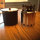Bushbuddy stove by HappyCamper in Other Accessories not listed