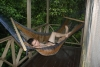 Costa Rica Hang by Special K in Hammock Landscapes