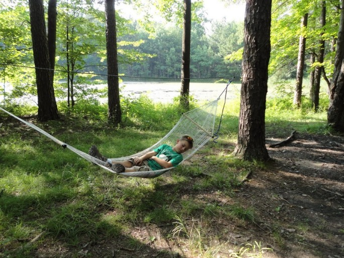 """camp Hammock"""