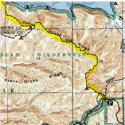 Grubb Ridge Loop