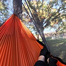 1st Hang by Karla in Hammocks