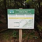 Grandfather mountain signage