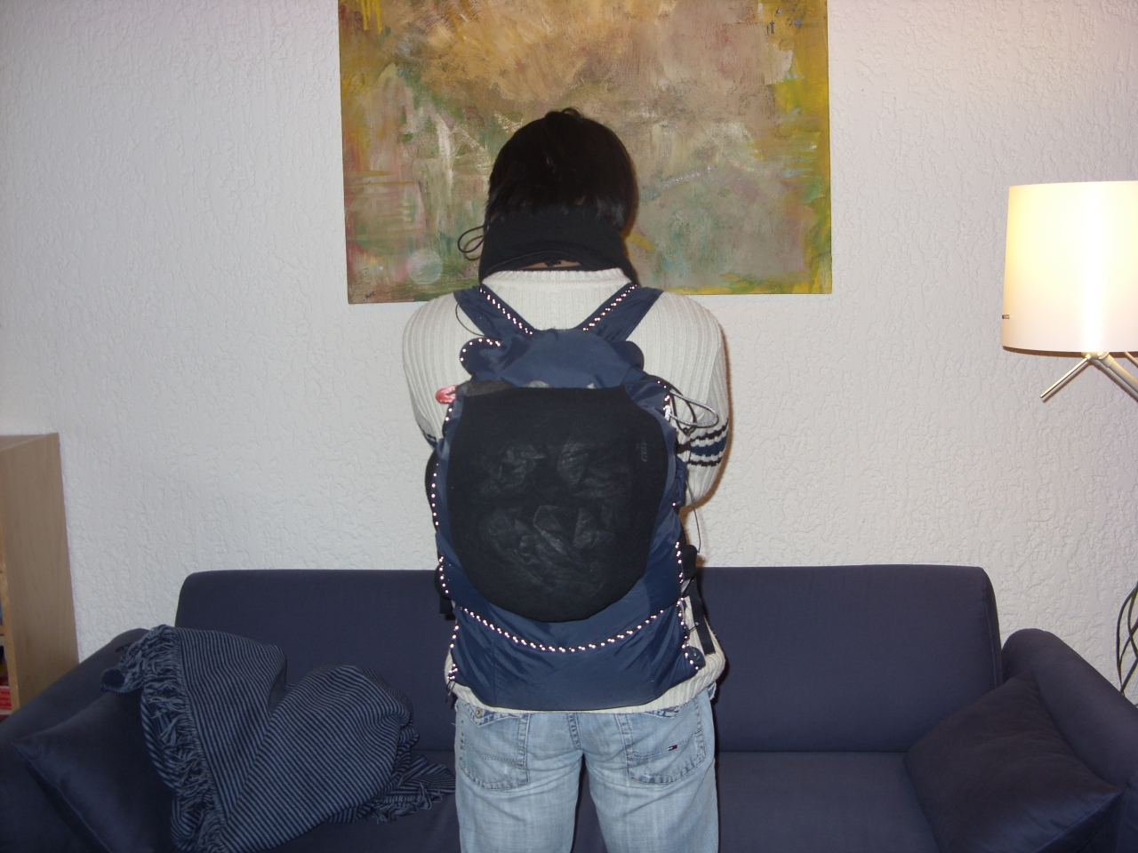 Diy Gearskin Inspired Backpack