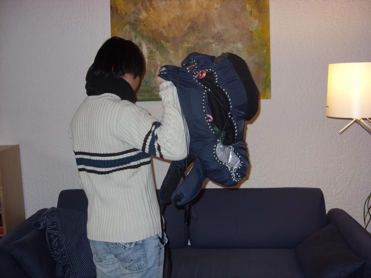 Diy Gearskin Inspired Backpack