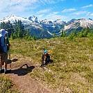 Copper Ridge Loop, North Cascades, WA