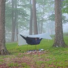 Fog with hammock setup 01
