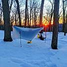 hammock sunrise Harriman