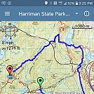 harriman walk