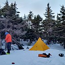 Slide Mtn summit camp by cmoulder in Group Campouts
