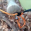 trekking pole spreader bar handle