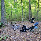 Uwharries camp with Phantom Grappler by cmoulder in Group Campouts