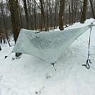 winter tarps small hex