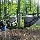 Kayak camping by Dirtbaghiker in Hammock Landscapes