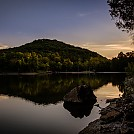 Piney Creek Wilderness at Sunset by Ozarks Walkabout in Hammock Landscapes