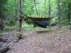 Hennessy A-sym @west Rim Trail, Pine Creek Gorge, Pa by TrailKits in Hammocks