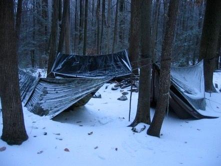 Eno Single @appalachian Trail, Pa