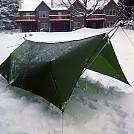 Jan 19, 2019 Backyard Snow Hang