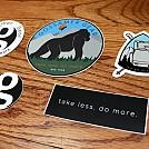 Gossamer Gear Stickers