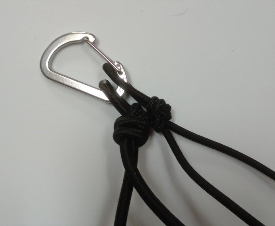 Loco Libre Carolina Reaper UQ suspension (Foot end)