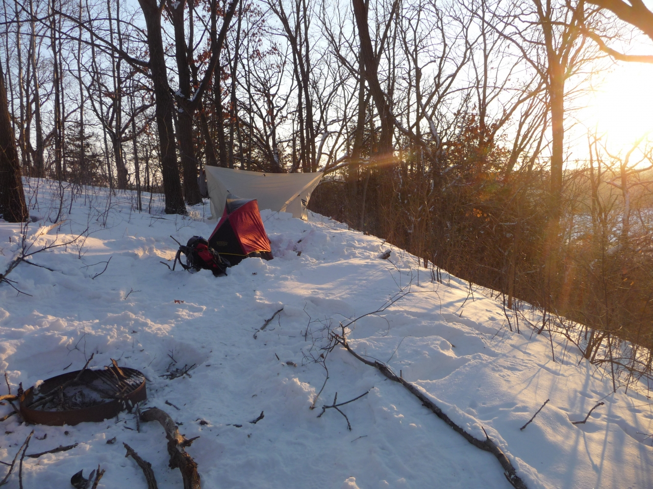 Winter Hang At Afton Sp