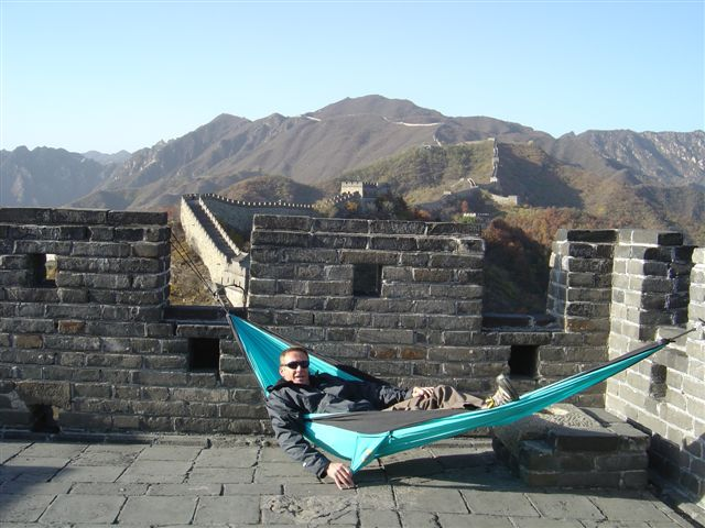 Single Hammock TTTM Muraille de Chine