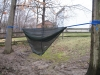 Hammock Bug Bivy Closed