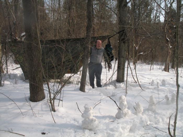 Doctari vs the Snowmen