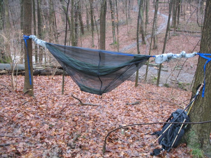 Hammock Bug Bivy Version 2