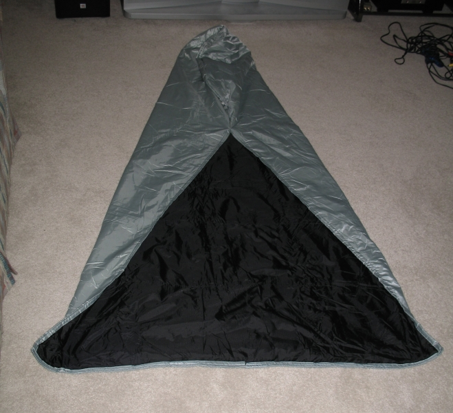 SG Sleeping Bag Bottom View