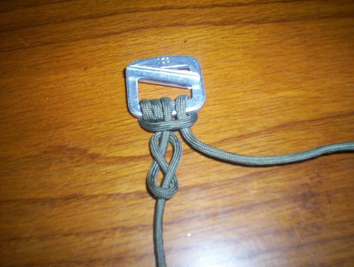 CC buckle knot 4