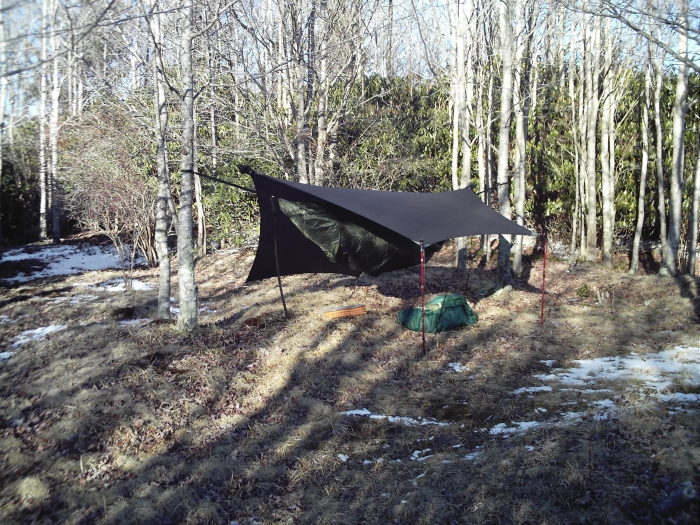 Rogers trip, my setup 2