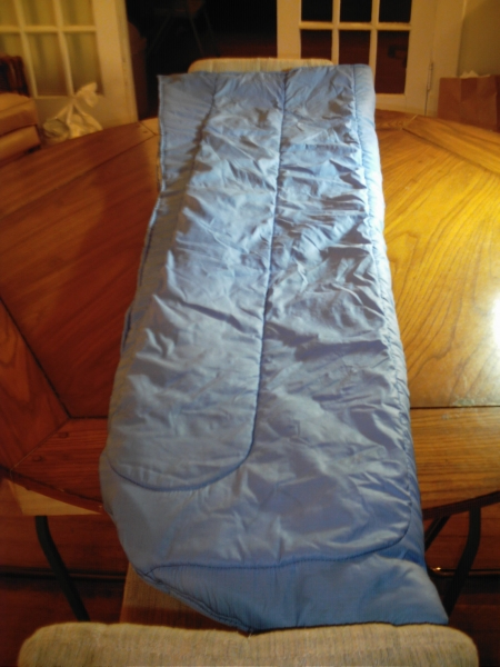 Sleeping bag quilt - 1