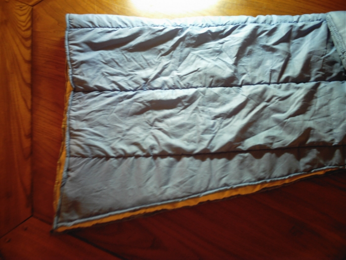 Sleeping bag quilt - 3