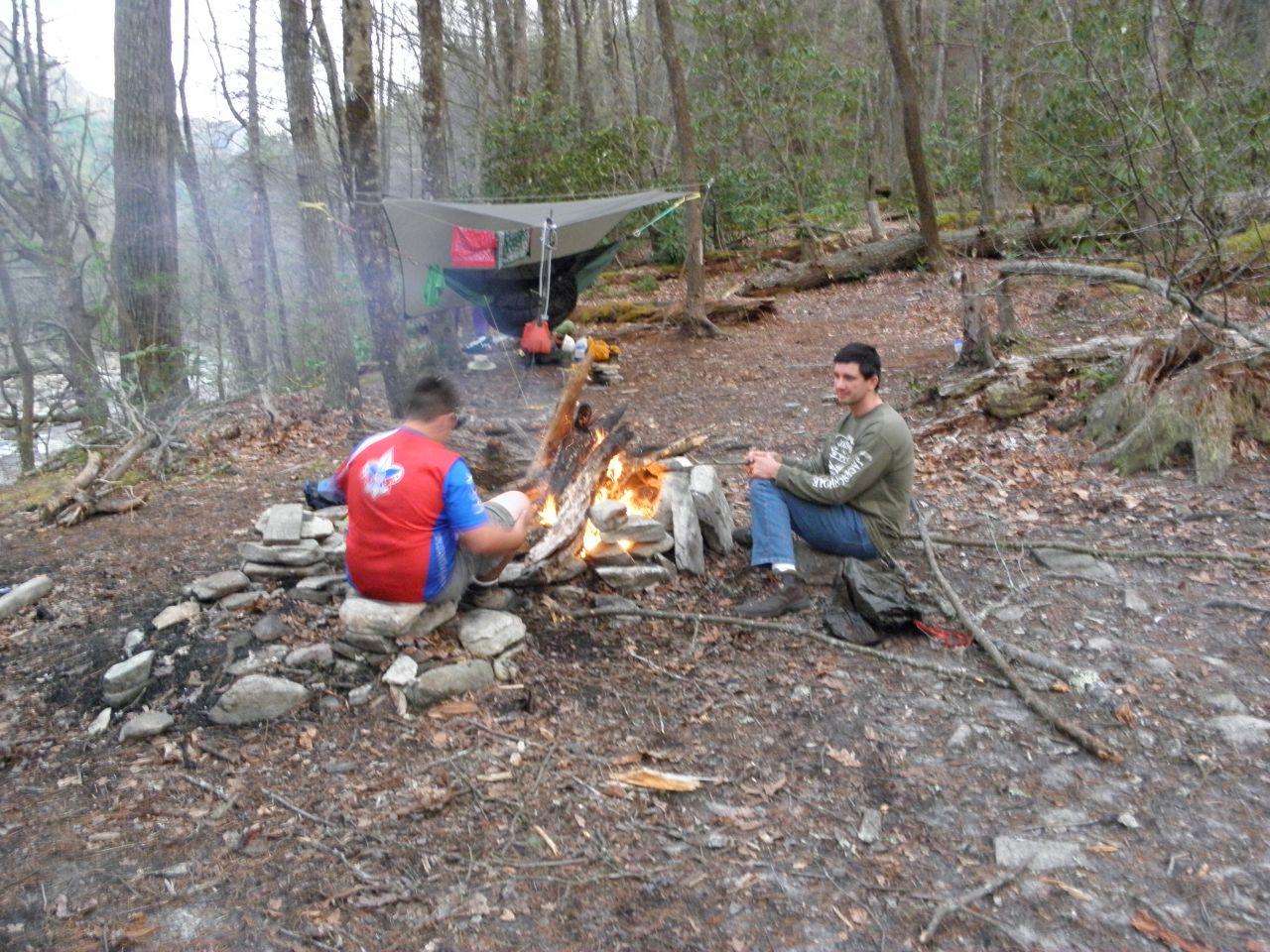 Aprils Fools Day Lvg Scout Hang