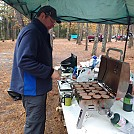 Porkroll cooking by Porkroll in Group Campouts