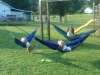 The Girls Hanging Out! by smokeeater908 in Hammocks