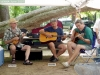 Fishbone, Slowhike and DutchTreat Jamming by Frolicking Dino in Group Campouts