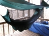 big dog's hammock on porch by cavediver2 in Hammock Landscapes