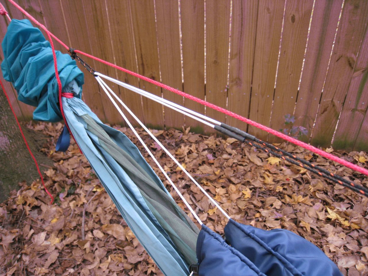 Diy Climashield Uq - Rigging Detail - 4