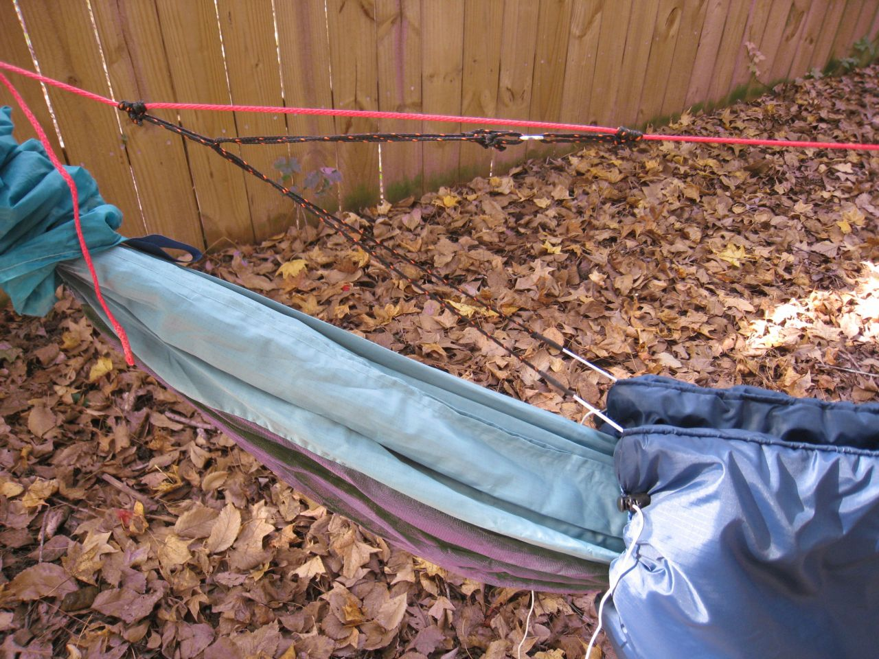 Diy Climashield Uq - Rigging Variable