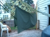 weathershield for claytor jungle hammock