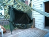 weathershield for claytor jungle hammock by nogods in Homemade gear