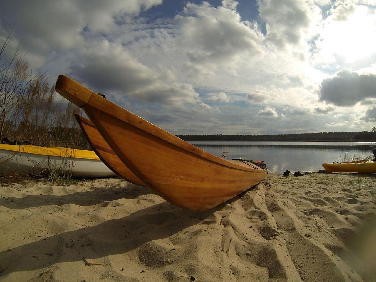 Wood Kayaks