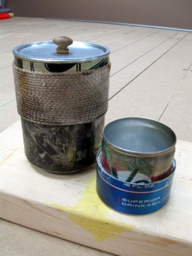 Diy Mini Stove