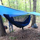 HG Zippered Bug Net Hammock by navbutler in Hammocks